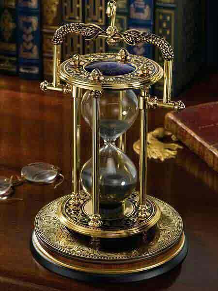 песочные часы старинные