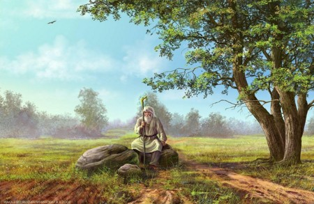 Загадка про умного крестьянина