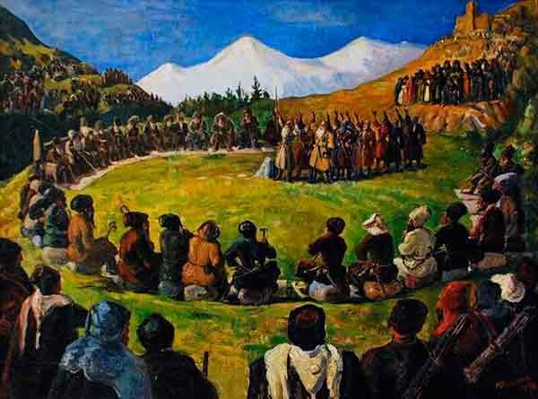 собрание старейшин