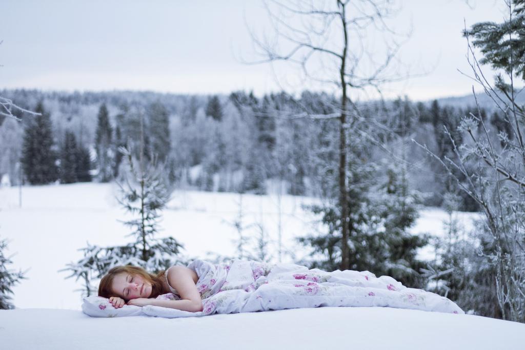 хочется спать зимой